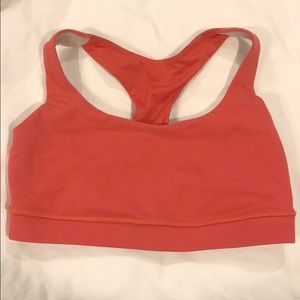 Size 6 lululemon sports bra